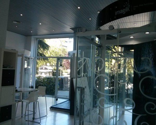 La Tienda de la Mampara Exposición Madrid (1)