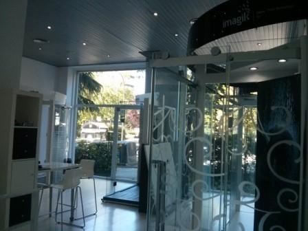 La Tienda de la Mampara Madrid exposición (2)cp