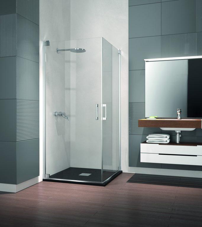 Mampara de ducha y bañera a medida Esbath EXF211BG