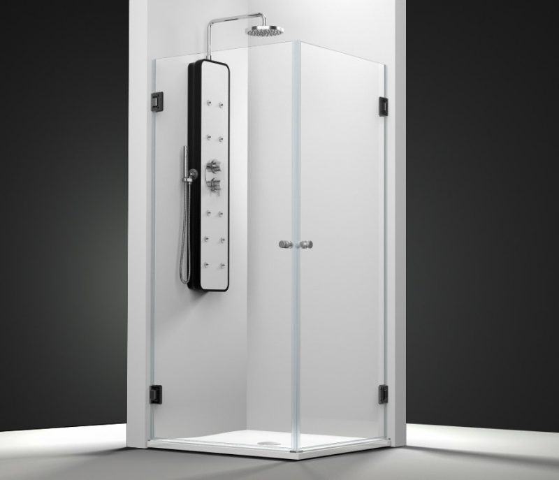 Mampara de ducha y bañera a medida Esbath EXF211IR