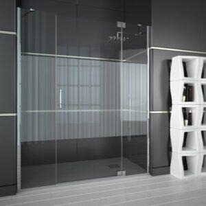 Mampara de ducha y bañera a medida Esbath EXF213BG