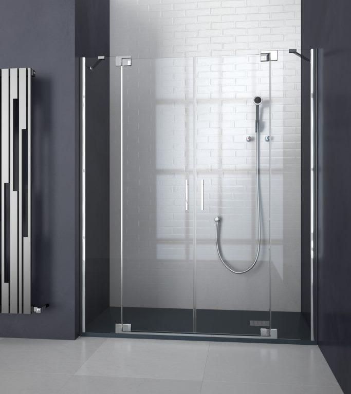 Mampara de ducha y bañera a medida Esbath EXF214BG