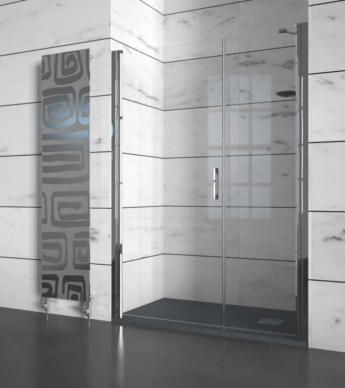 Mampara de ducha y bañera a medida Esbath EXF215PF