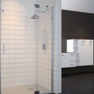 Mampara de ducha y bañera a medida Esbath EXF216BG