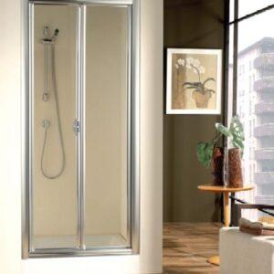 Mampara de ducha y bañera a medida Esbath EXF218AM