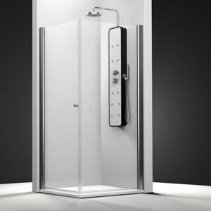 Mampara de ducha y bañera a medida Esbath EXF219PF