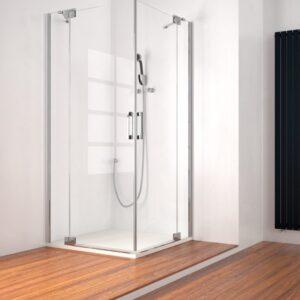 Mampara de ducha y bañera a medida Esbath EXF220BG