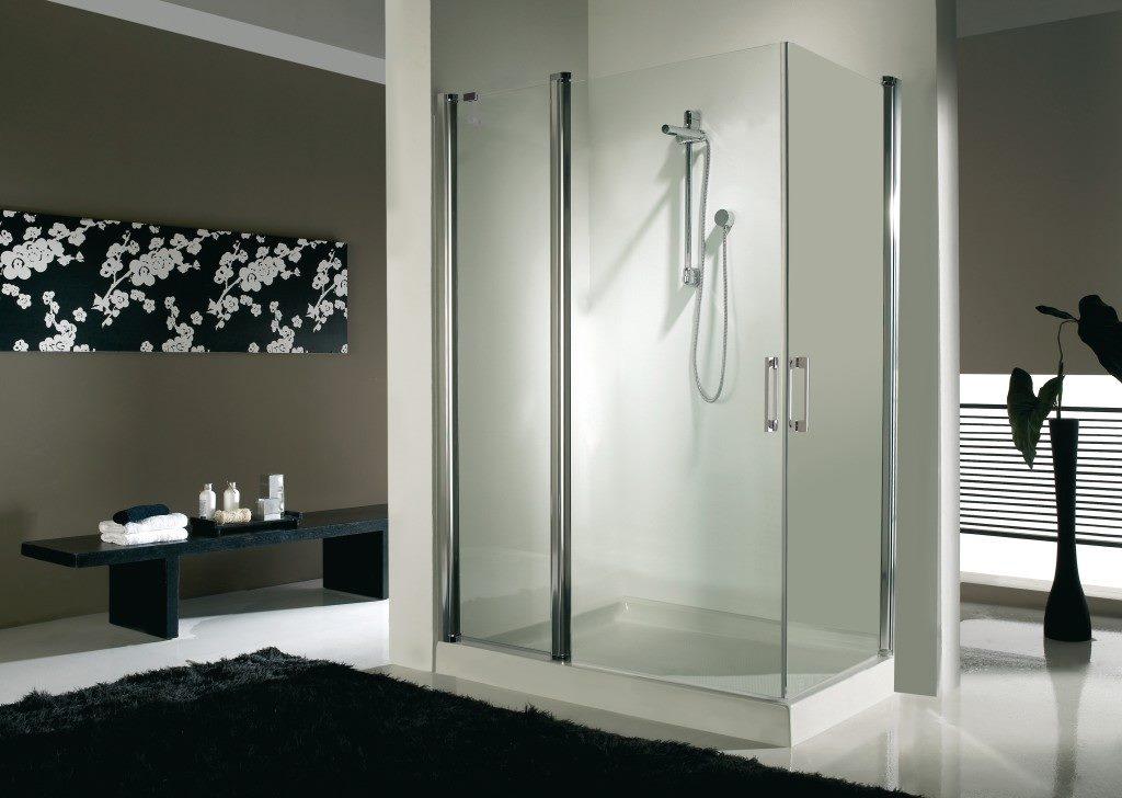 Mampara de ducha y bañera a medida Esbath EXF221PF