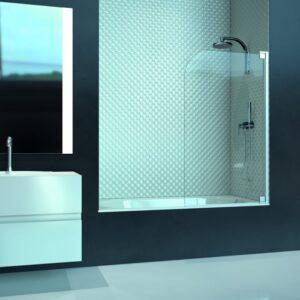 Mampara de ducha y bañera a medida Esbath EXF230BG