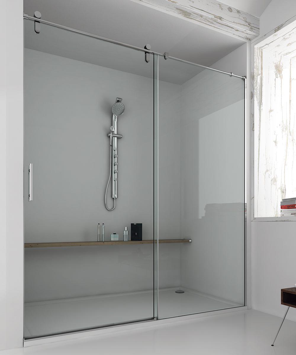 La tienda de la mampara tienda online la tienda de la for Modelos de duchas