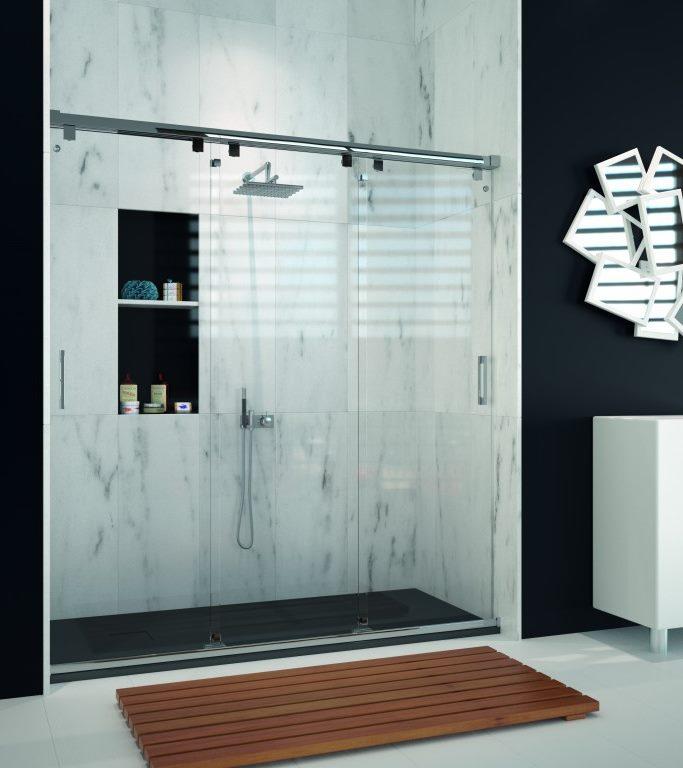 Mampara de ducha y bañera a medida Esbath EXS213BA