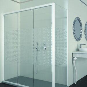 Mampara de ducha y bañera a medida Esbath EXS216BA