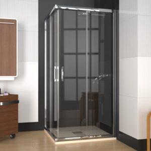 Mampara de ducha y bañera a medida Esbath EXS220BA