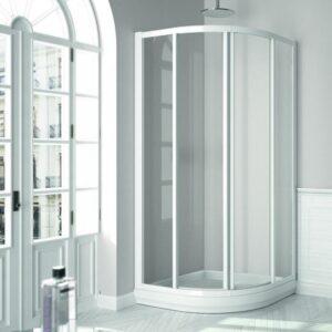 Mampara de ducha y bañera a medida Esbath EXS260AM