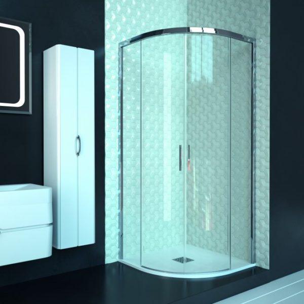 Mampara de ducha y bañera a medida Esbath EXS260EA