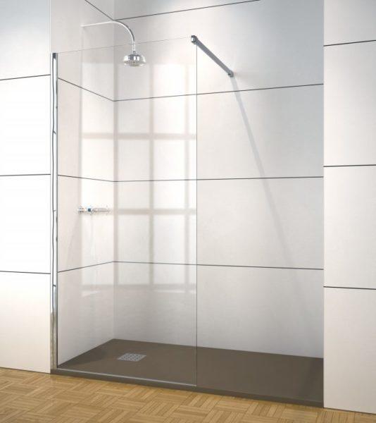 Mampara de ducha y bañera a medida Esbath Exw200pf