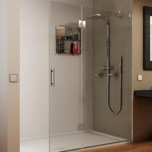 Mampara de ducha y bañera a medida Esbath Exw205ir