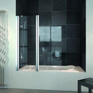 Mampara de ducha y bañera a medida Esbath EXW205PF