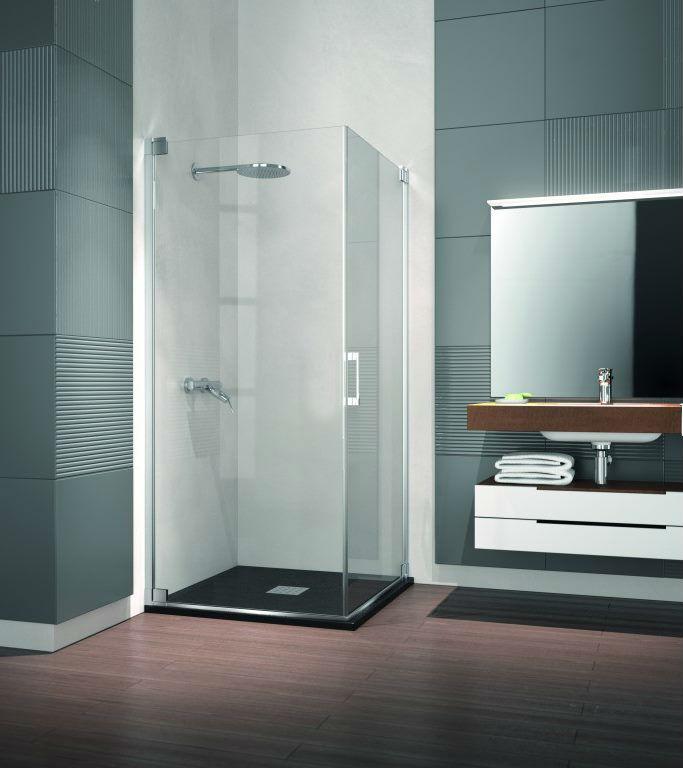 Mampara de ducha y bañera a medida Esbath EXF219BG