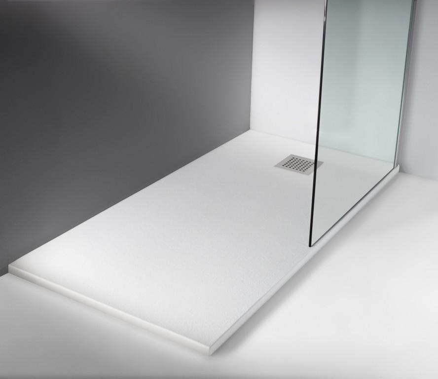 La tienda de la mampara tienda online la tienda de la - Platos de ducha carga mineral ...