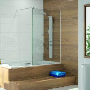 Mampara de ducha y bañera a medida Esbath OXW100PF