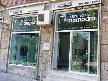 La Tienda de la Mampara- Madrid StoreLa Tienda de la Mampara- Madrid Store